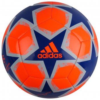 Мяч футб. adidas finale 20 club арт. fs0251, р.4, тпу, 12 пан., маш.сш., о