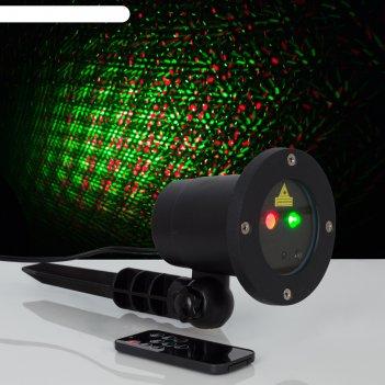 Световой прибор точки,  d=10 см, 5 в, ip65, лазерный, 1 картинка