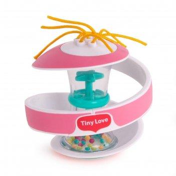 Развивающая игрушка «чудо-шар розовый»