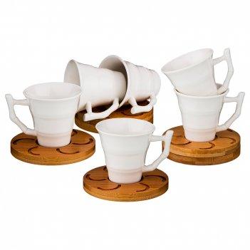 кофейные наборы фарфоровые