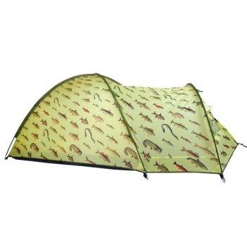 05eo8407 палатка туристическая canadian camper fish