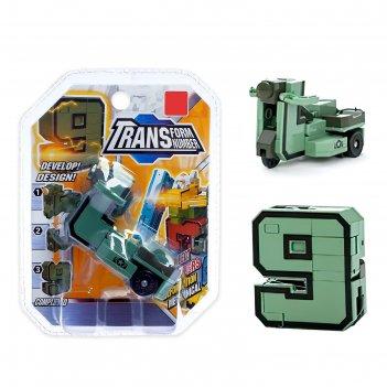 Робот-трансформер девятка