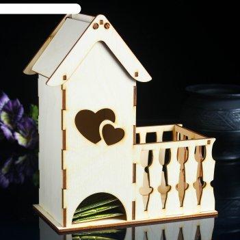 чайные домики для скрапбукинга