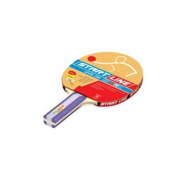 Ракетка level 200 для настольного тенниса, прямая рукоятка