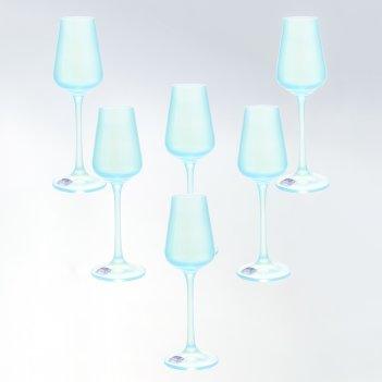 Набор рюмок для водки crystalex bohemia sandra 50 мл(6 шт)