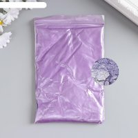 Пигмент порошок 50 гр бледно-васильковый перламутр