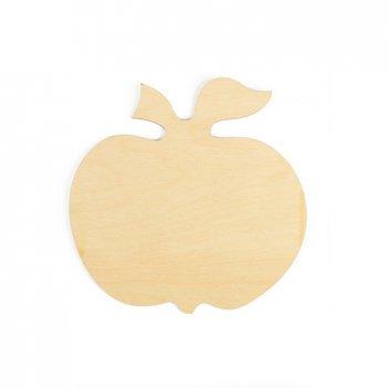 """Форма для декора - разделочная доска """"яблоко"""""""