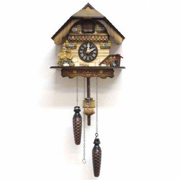 Механические часы с кукушкой sars 0425-90