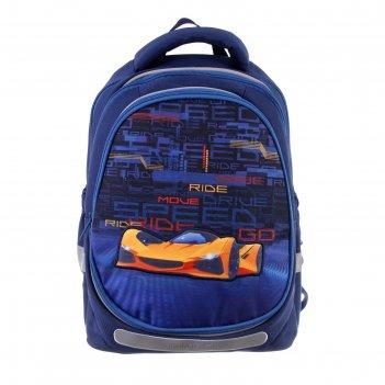 Рюкзак школьный с эргономичной спинкой kite 700(2p), 38 х 28 х 16, для мал