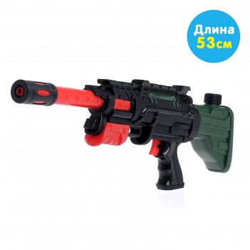 Водный пистолет «снайпер», стреляет после перезарядки