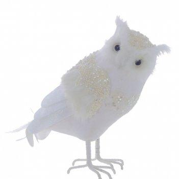 Фигурка декоративная сова, l30 w10 h23 см