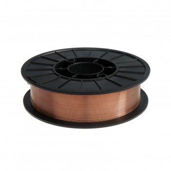 Проволока сварочная ws weldeship er70s-6, d=0.8 мм, 5 кг