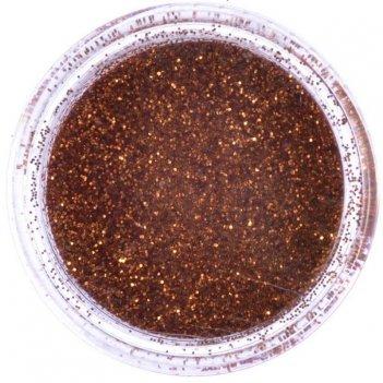 Пыль-дизайн y 296-1/128 бронза (3 гр.)