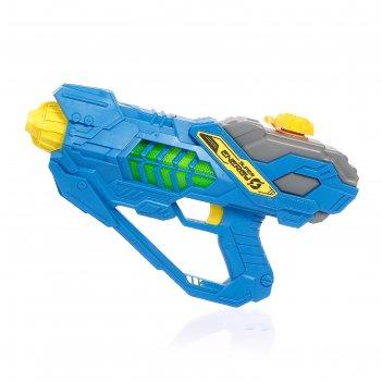 Автоматический водный пистолет «импульс», работает от батареек, 31 см, цве