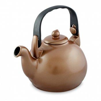Чайник, объем: 1,7 л, материал: керамика, цвет: медный, серия colonial, ce