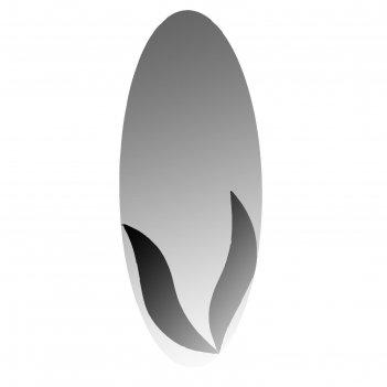 Зеркало настенное олимпия 49*124 см