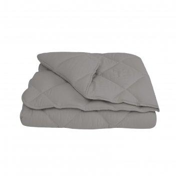 Одеяло washed cotton, размер 200х220 см, микрофибра