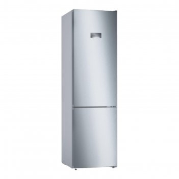 Холодильник bosch kgn39vi25r, двухкамерный, класс а+, 388 л, total no fros