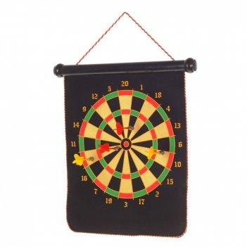 Игра магнитная дартс, l32 w3.7 h40.5 см