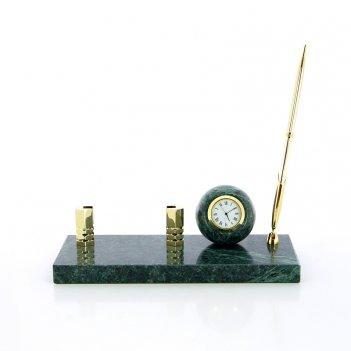 Настольный набор мраморная коллекция 2124-0