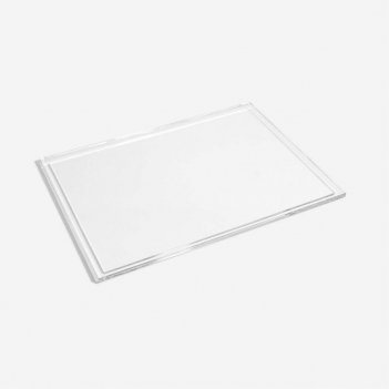 Прозрачная крышка для лотков lc designs co. ltd. арт.74395