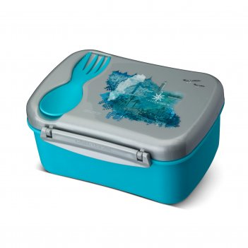 Ланч-бокс с охлаждающим элементом wisdom n'ice box™ water