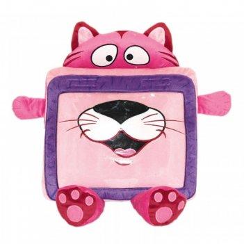 Чехол-игрушка кот для планшета, 35 см