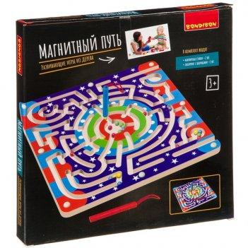 """Развивающая игра """"магнитный путь"""""""