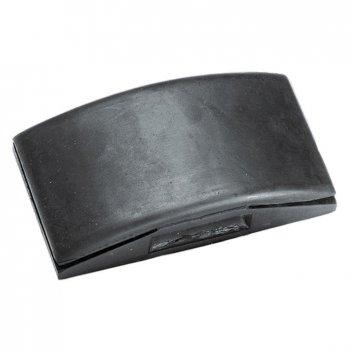 Брусок для шлифования, 125х65 мм, резиновый sparta