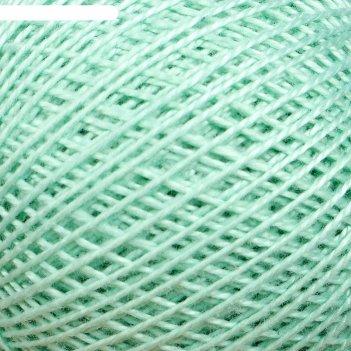 Нитки вязальные ирис 150м/25гр 100% мерсеризованный хлопок цвет 4102