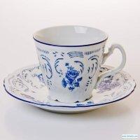 Набор для чая бернадот 24074(чашка160мл.+блюдце) на 6перс.