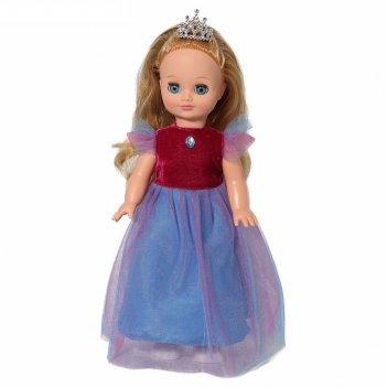 Кукла герда праздничная 1, 38 см, со звуковым устройством в3660/о