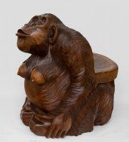 15-040 стул обезьяна 75 см суар