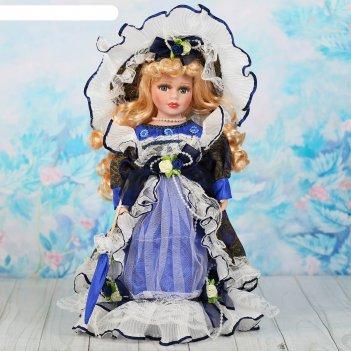 Кукла коллекционная фелиция 30 см