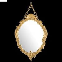 Зеркало настенное ракушка