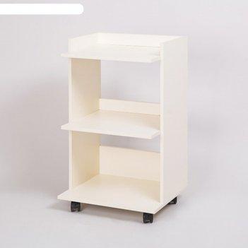 Косметологический столик ск-02, цвет ваниль