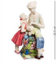 Jp-12/26 статуэтка мамина любовь (pavone)