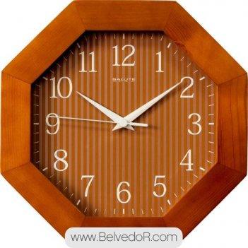 Настенные часы салют дс - вв27 - 438
