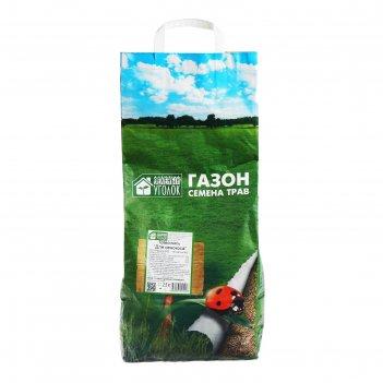 Газонная травосмесь  для сенокоса 2,5 кг зеленый уголок
