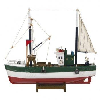 Рыболовное судно l 30 см h 26 см