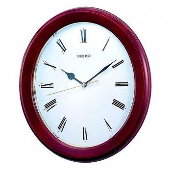 Настенные часы seiko qxa147bn-z