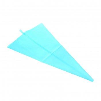 Мешок кондитерский 46x25 см синева