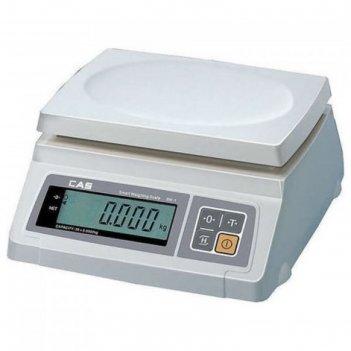 Настольные весы cas sw-ii-10