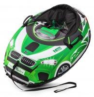 Надувные санки-ватрушка (тюбинг) small rider snow cars bw (зеленый)