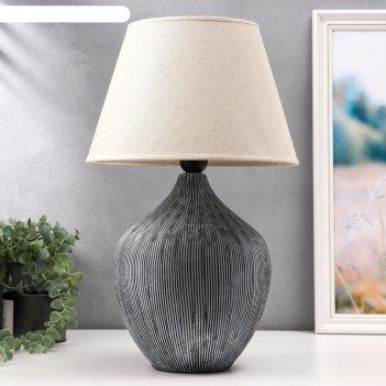 Лампа настольная 16038/1 e27 40вт 30х30х46 см