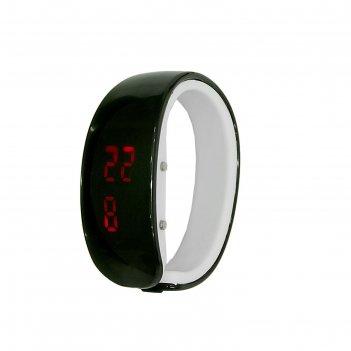 Часы-браслет макмиллан, электронные, циферблат 5х7 см, l=20 см