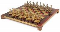 Шахматы сувенирные  греческие боги  (mp-s-6-36-r)
