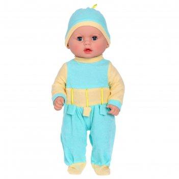 Кукла витенька озвуч 50 см