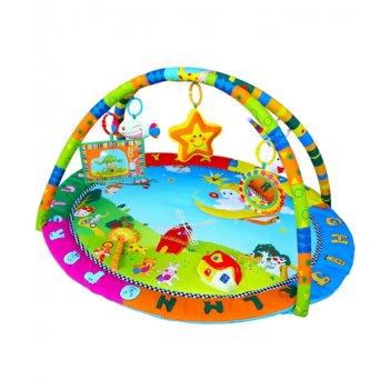 Детский развивающий коврик barty pm90101