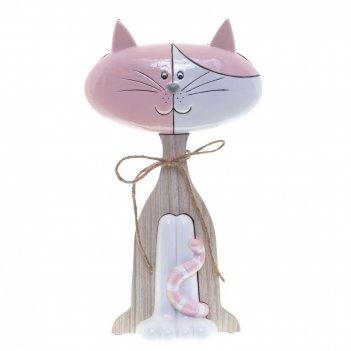 Фигурка декоративная кот, l18,5 w5,2 h32,5 см